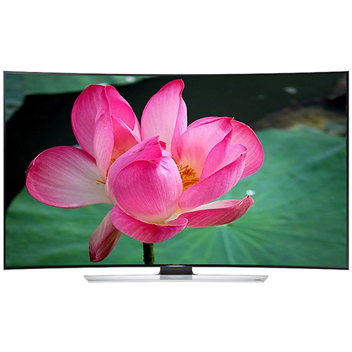 Tivi Samsung Curved 3D LED UA55HU9000K (4K TV) (Màn hình cong)