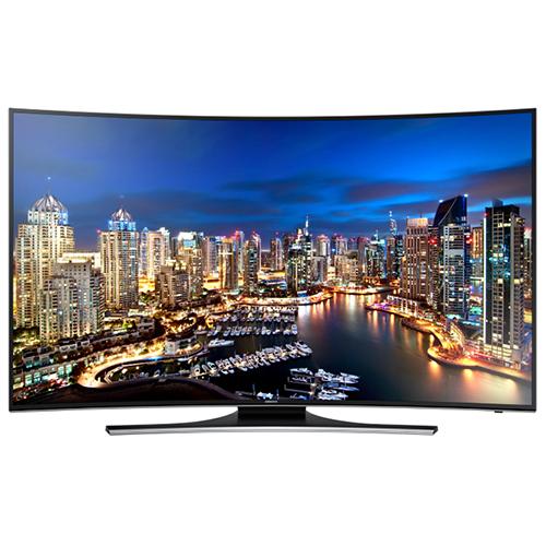 Tivi Samsung Curved 3D LED UA55HU7200K (4K TV) (Màn hình cong)