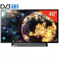 "TIVI LED SONY 48"" KDL-48R470B FULL HD"