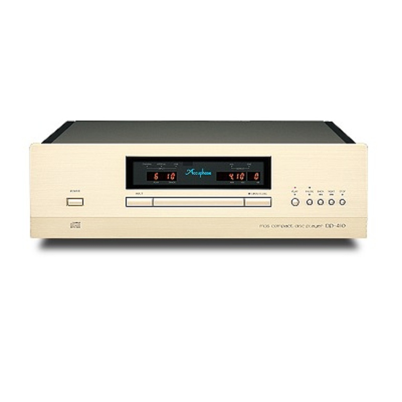 Dau cd hi-end Accuphase DP-410