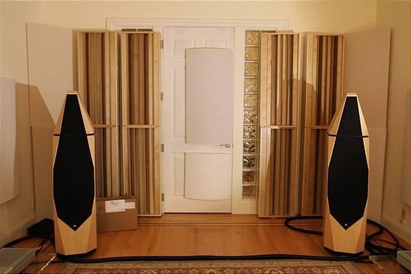 loa nghe nhạc hay Avalon Acoustics Isis