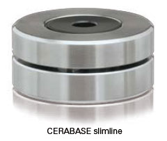 CERABASE slimline (Set of 4 pcs)