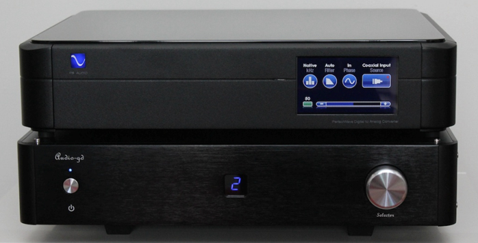 DAC PS Audio PerfectWave MKII 1