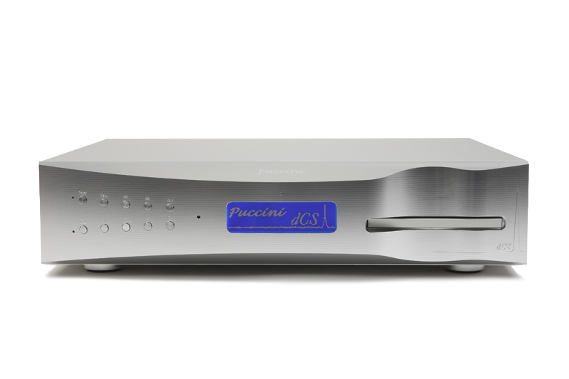 DCS Puccini CD-SACD Player 1