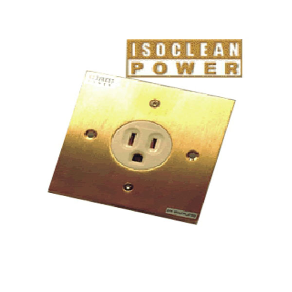 IsoClean ICP-001 AG Power Wall Socket