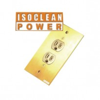 IsoClean ICP-003 AG Power Wall Socket