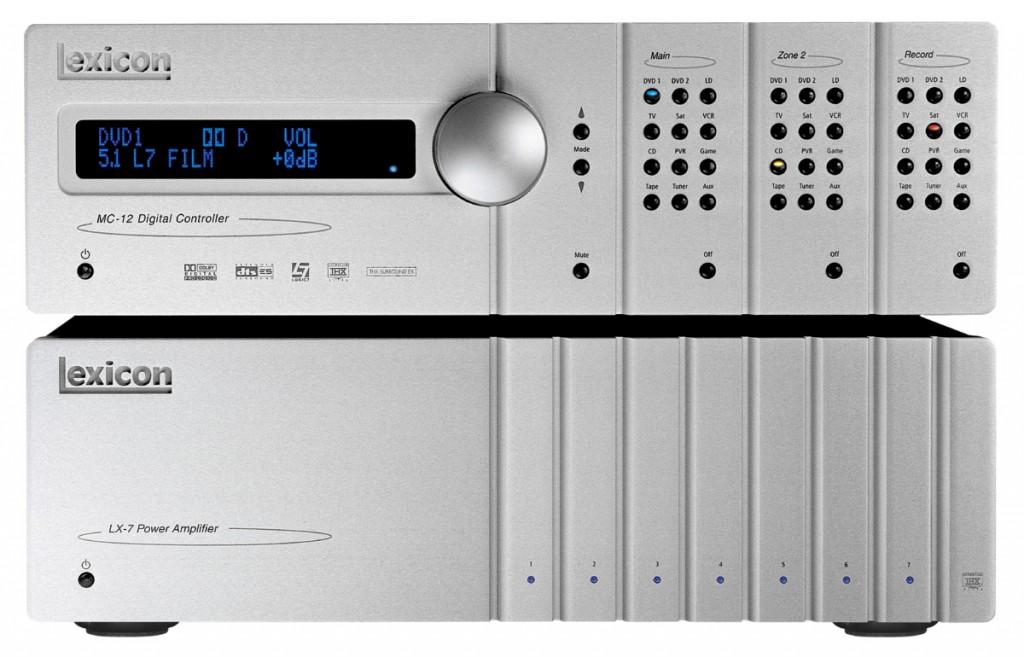 Lexicon MC-12HD Digital Controller 1