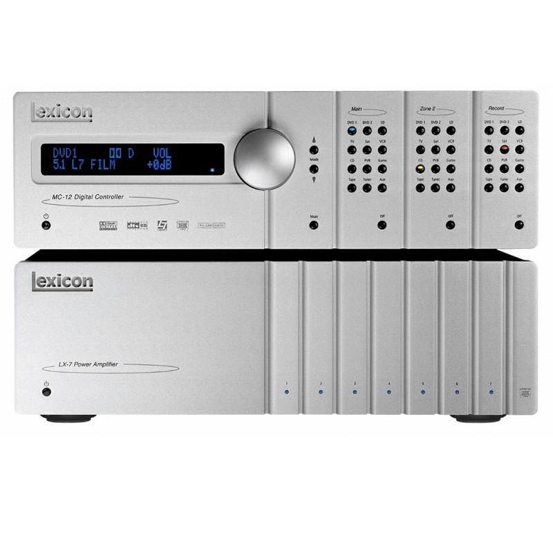 Bo giai ma DAC Lexicon MC-12HD Digital Controller