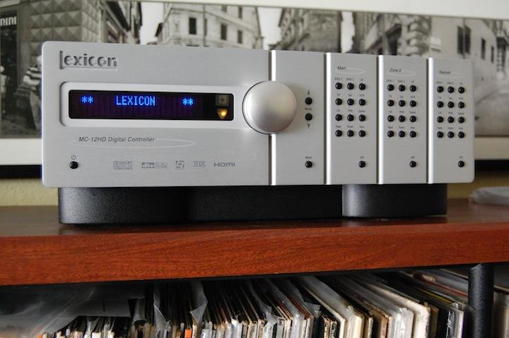 Lexicon MC-12HD Digital Controller 6