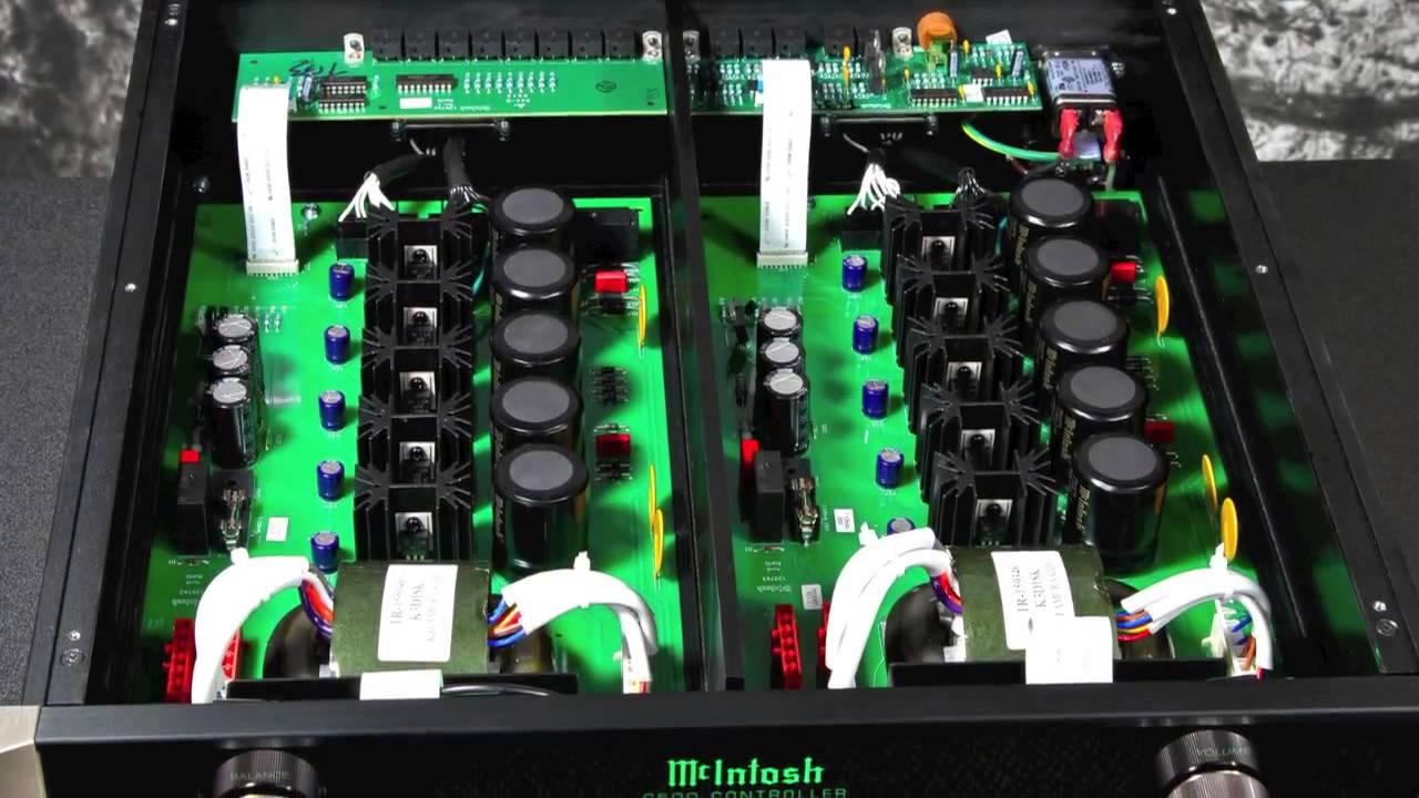 McIntosh C500 Controller 4
