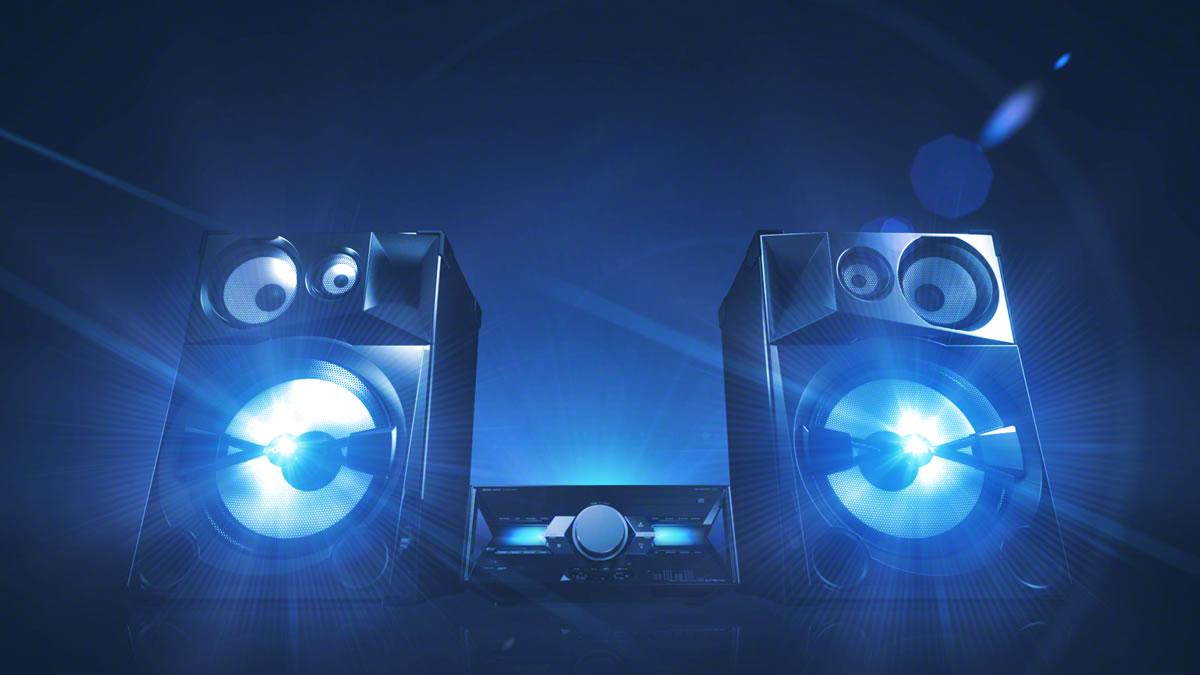 Dàn âm thanh Sony SHAKE-7