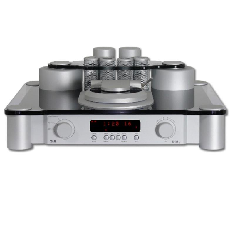 Dau cd hi-end T+A D10-2 CD-SACD Player 1