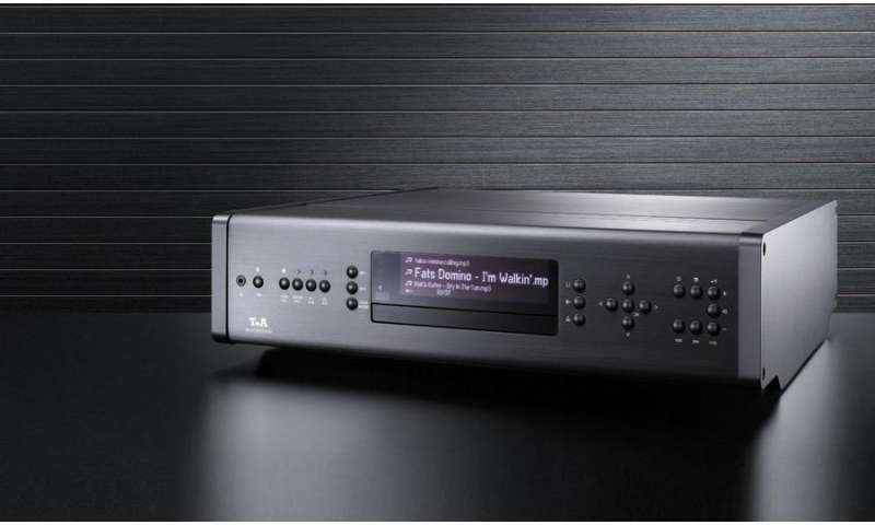 Ampli nghe nhac T+A Music-Receiver