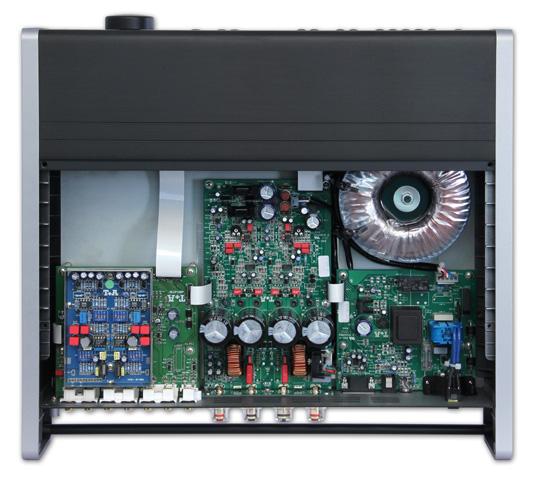 ampli nghe nhạc T-A-Power-Plant