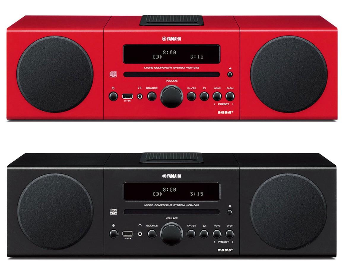 Yamaha CD Receiver MCR-042