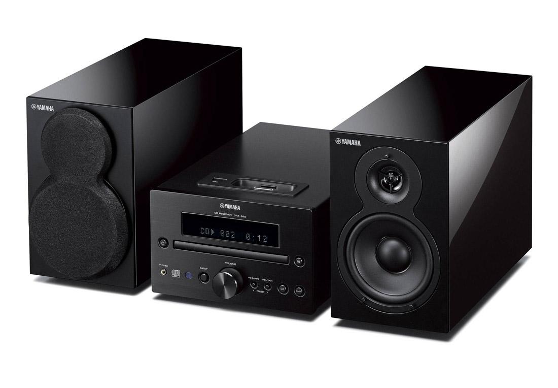 Yamaha CD Receiver MCR-332