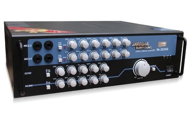 amply karaoke Jarguar PA-303XG