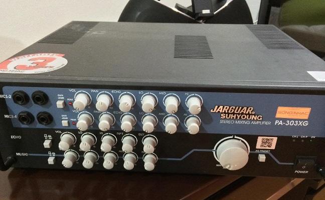 Amply Jarguar PA-303XG
