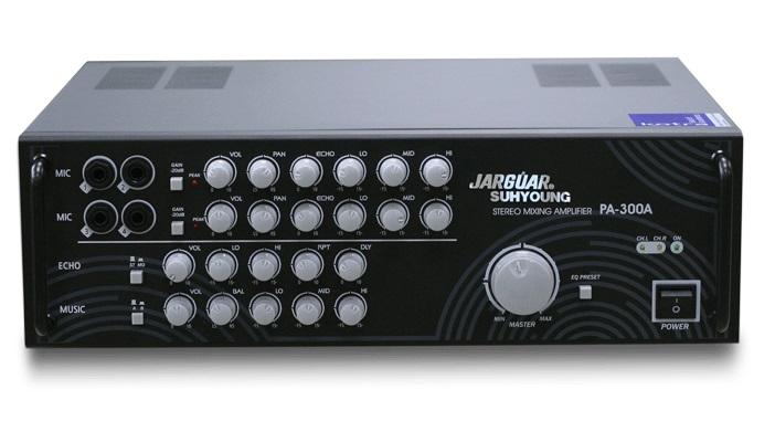 Amply karaoke Jarguar PA-300A