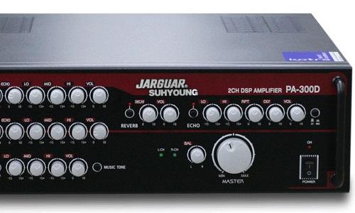 Amply karaoke Jarguar PA-300D