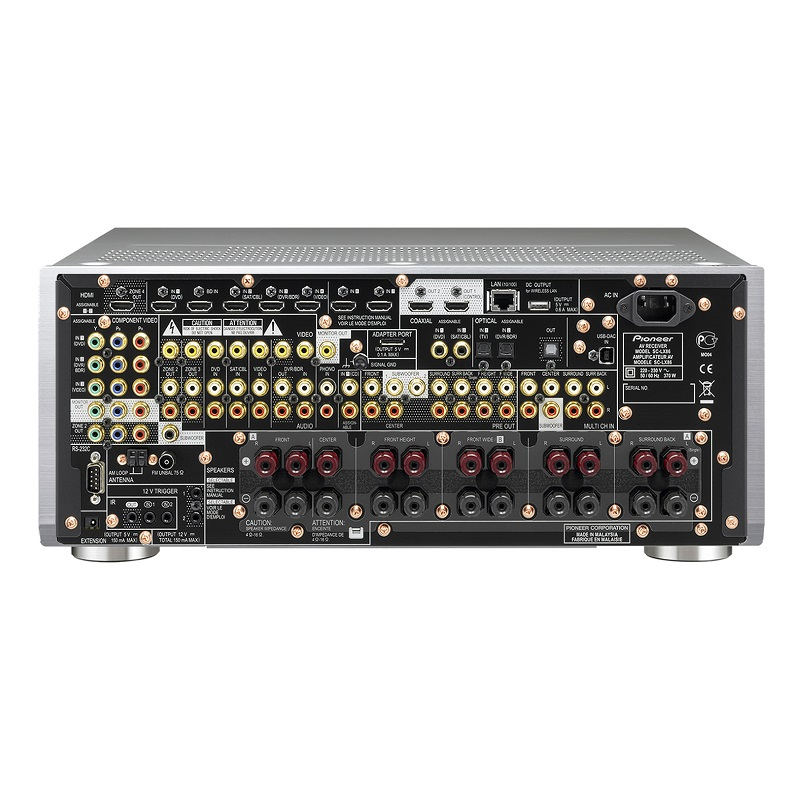 Amply Pioneer SC-LX86