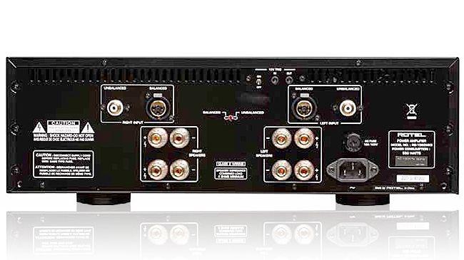 Amply Rotel RB-1582MKII