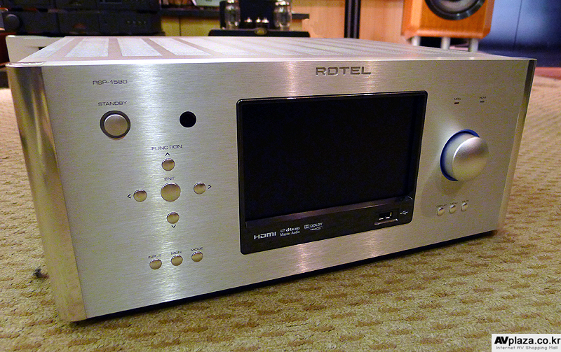 Amply Rotel RSP-1580