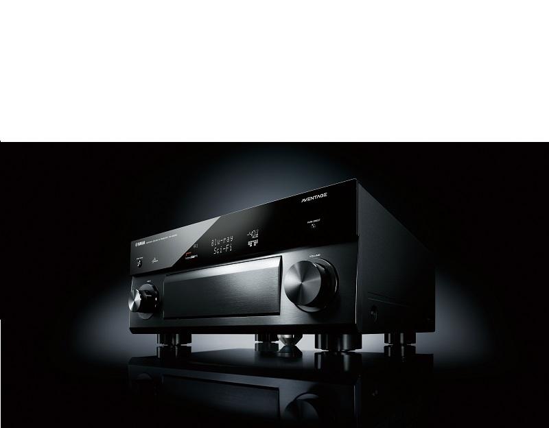 Amply Yamaha RX-A3030