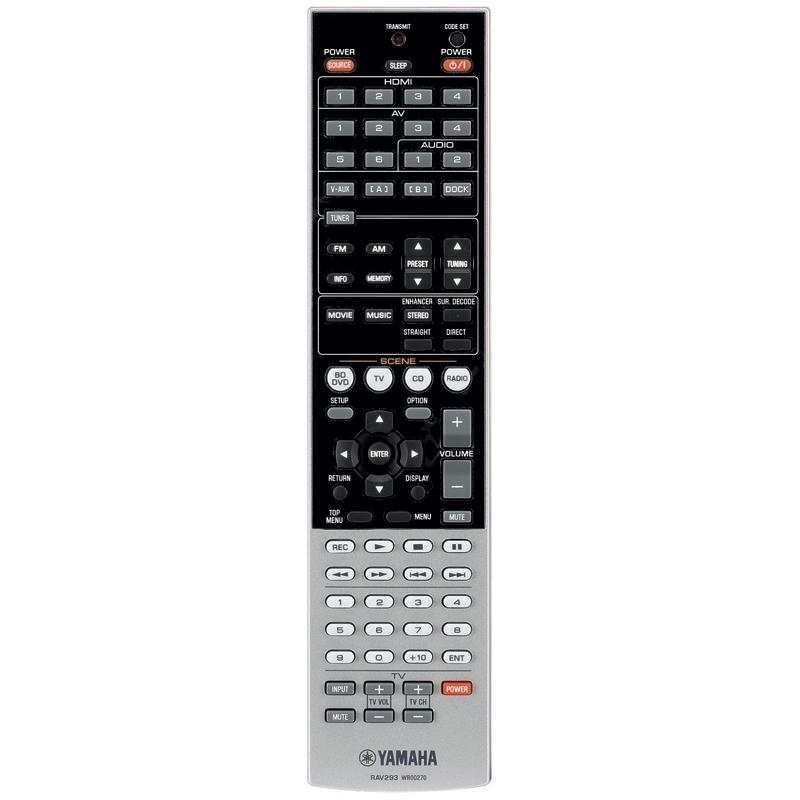 Amply Yamaha RX-V565