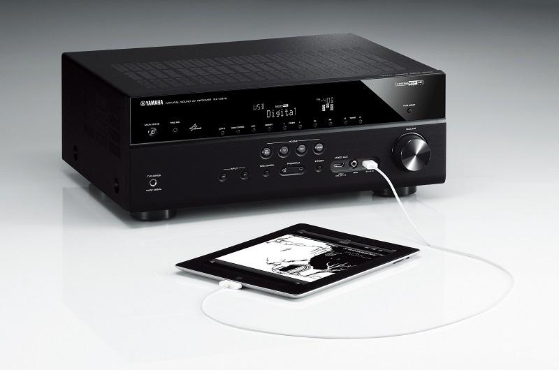 Amply Yamaha RX-V675