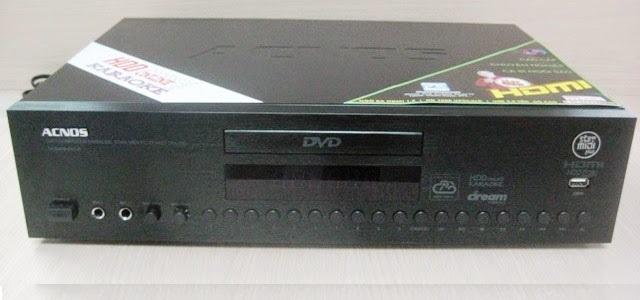 Đầu karaoke ACNOS SK8888 HDD-B