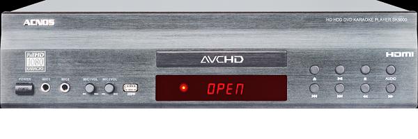 ACNOS DVD Karaoke SK9000
