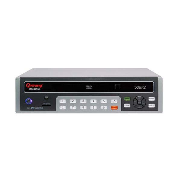 Đầu karaoke Arirang 3600HDMI 2TB