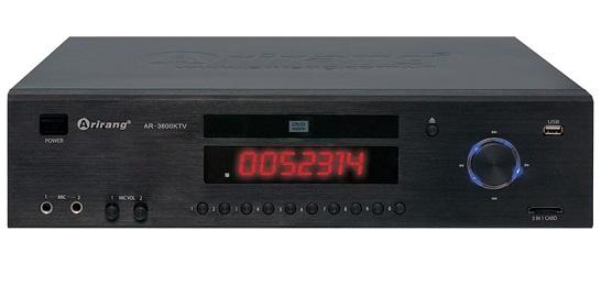 Đầu karaoke Arirang AR-3600KTV 2TB