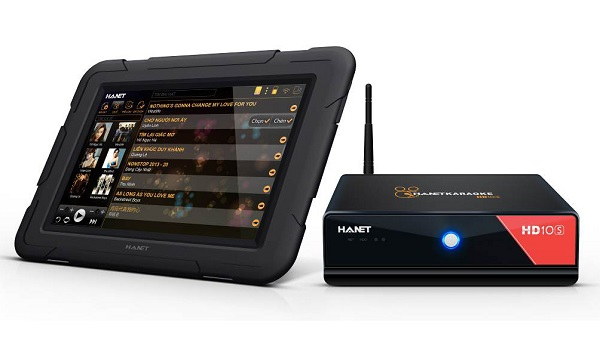 Đầu karaoke HANET HD10S