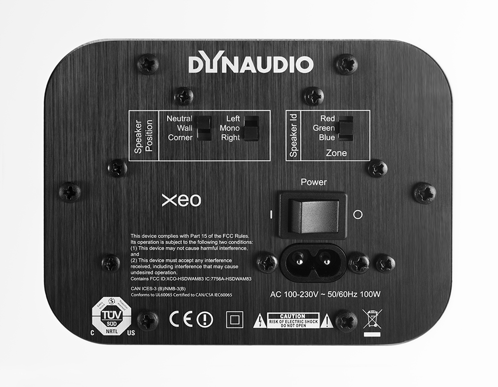 loa dynaudio_Xeo6_back