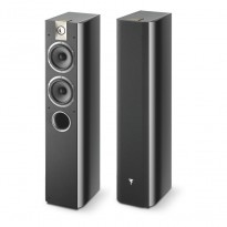 Những tính năng nổi bật của loa JM Lab Focal Chorus 714 (Black Style): The smallest of the Chorus 700 range of tower speakers is very narrow to take up as little space as possible. Sharp but balanced, the Chorus 714 takes full advantage of its two 2.5-way 13 cm (5 in.) woofers to provide solid bass. Ideal for rooms ranging from 15 to 25 m2 (160 to 270 ft.²), the Chorus 714 loudspeaker ensures high-quality sound, high power handling and low distortion bass. Một số hình ảnh của loa JM Lab Focal Chorus 714 (Black Style):