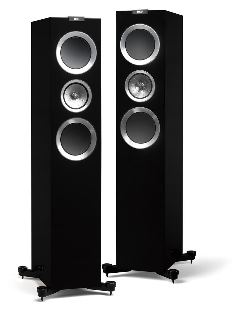 Loa KEF R700 Black
