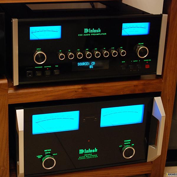 McIntosh C50 Pre-amplifier