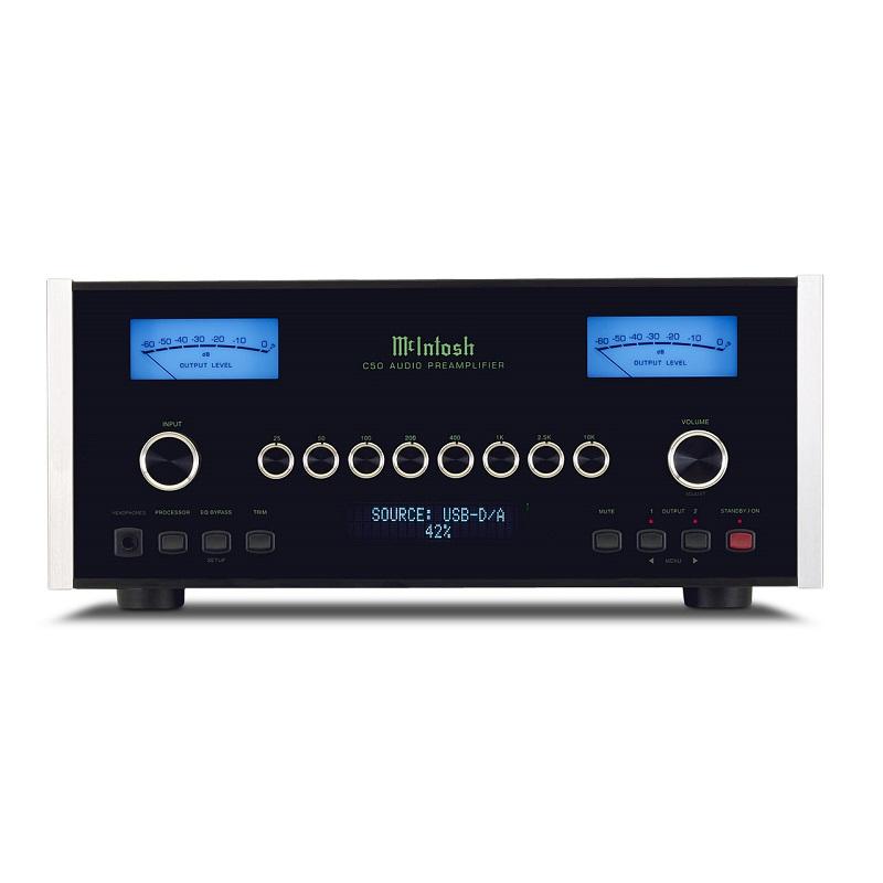 ampli nghe nhac McIntosh C50