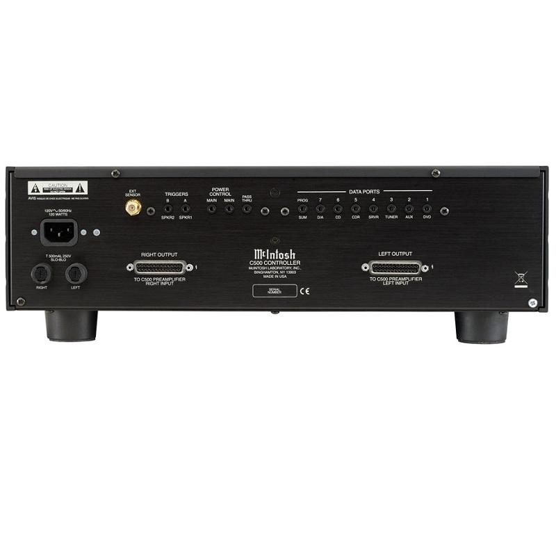 mcintosh c500c controller 1