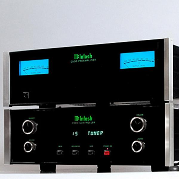McIntosh C500C Controller