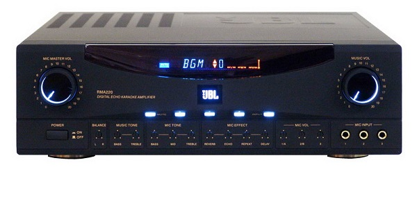 Mixer karaoke JBL RMA-220