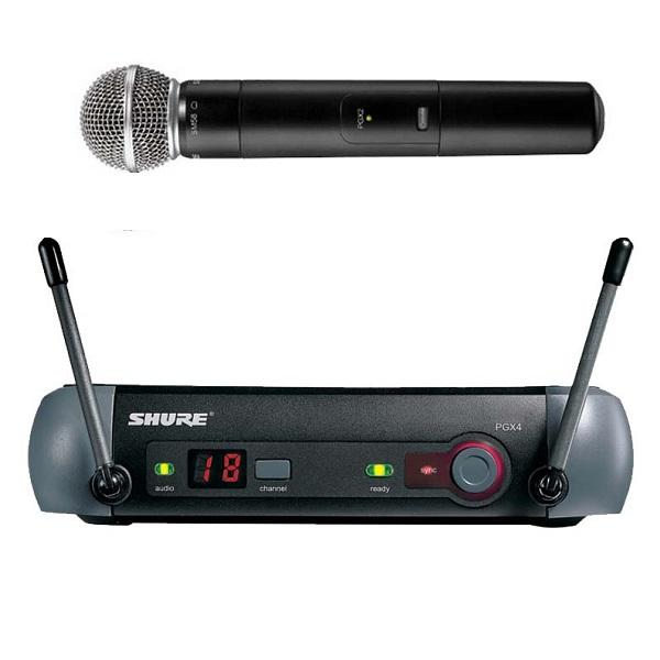 Shure Micro Wireless PGX4
