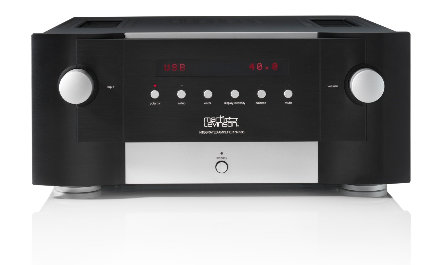 amply nghe nhac Mark Levinson No585