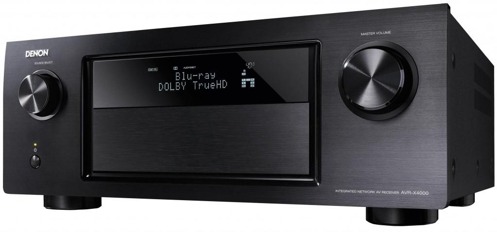 Ampli Denon AVR-X4100W.2