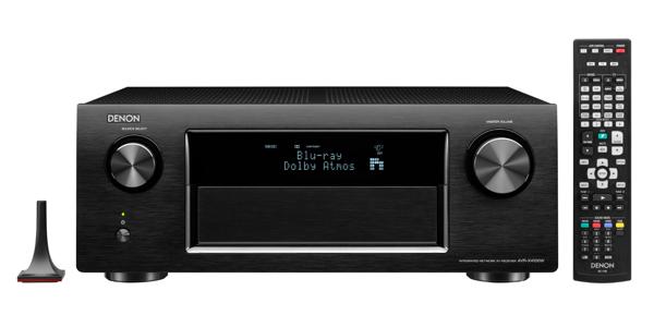 Ampli Denon AVR-X4100W