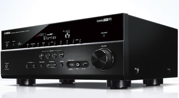Yamaha RX-V375 AV Receiver.1