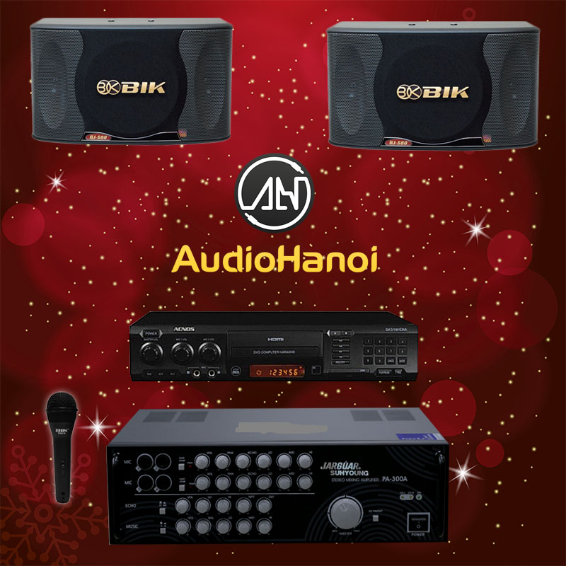 dàn karaoke cao cấp kc4