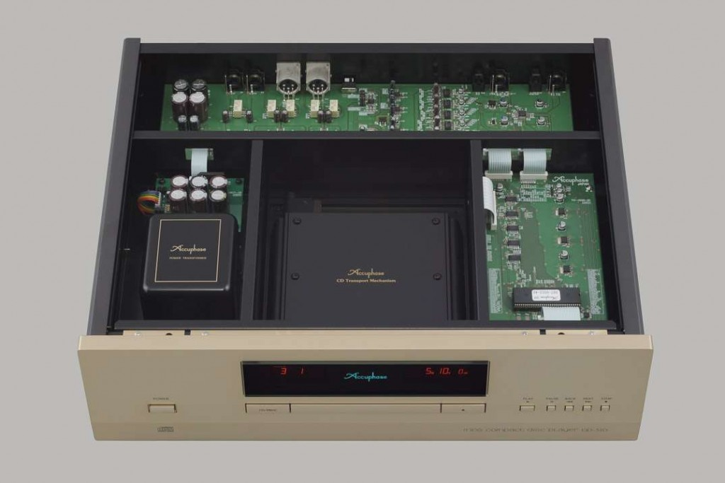 Accuphase DP-510 3